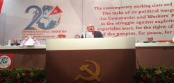 Contribution of the Iraqi Communist Party 20th International Meeting of Communist and Workers Parties Athens (23 – 25 November 2018)