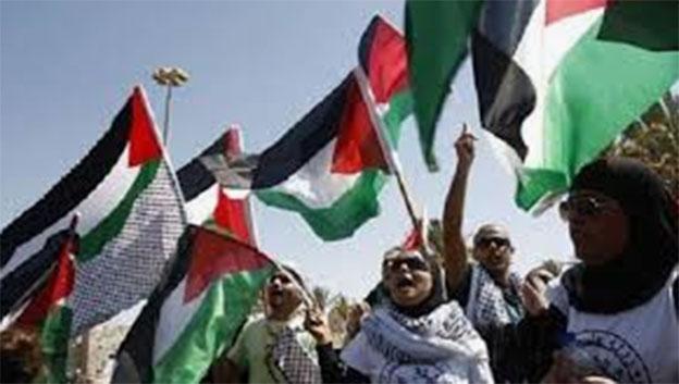 المكتب السياسي للحزب الشيوعي العراقي.. كل التضامن مع الشعب الفلسطيني