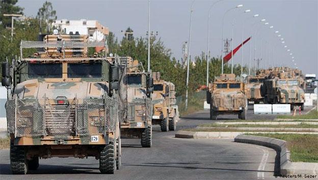 المكتب السياسي للحزب الشيوعي العراقي: ليتوقف العدوان التركي السافرعلى سوريا