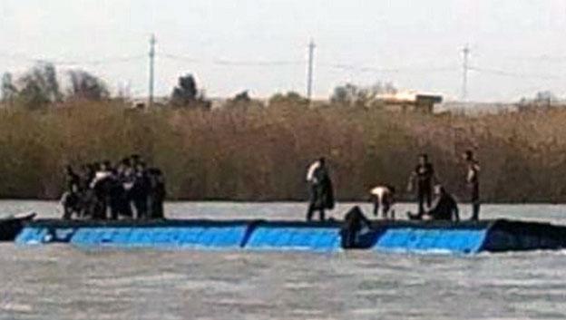 تصريح محلية نينوى - الحزب الشيوعي العراقي حول كارثة غرق العبارة في الموصل