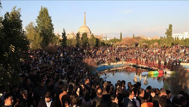 تهنئة الشيوعي العراقي لشقيقه الكردستاني بمناسبة أعياد نوروز
