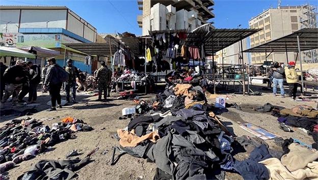 المكتب السياسي للحزب الشيوعي العراقي : نستنكر الجريمة الإرهابية الدموية
